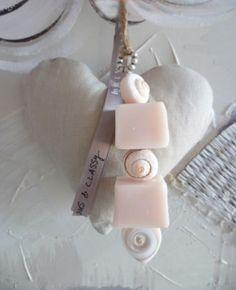 zeepketting I Love Heart, Soap, Candles, Cupcake, Hearts, Diy, Queen, Beautiful, Hand Soaps