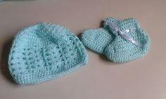 Conjunto verde para bebê