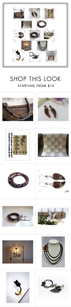 """""""Winter Sale on Etsy!"""" by therusticpelican ❤ liked on Polyvore featuring modern, contemporary, rustic and vintage"""