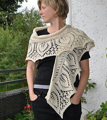 Ravelry: Modell 235/1 Fichu-Schal pattern by Junghans-Wolle