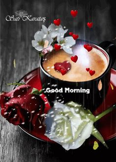 Good morning my beautiful friends ❣️❤️❣️ Monday Morning Coffee, Morning Dua, Good Morning My Friend, Morning Love Quotes, Morning Greetings Quotes, Good Morning Flowers, Good Morning Good Night, Good Morning Wishes, Morning Pictures