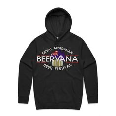 Great Australian Beer Festival Beervana Embroidery Coal Grey Hoodie Team AS Colour Stencil 5102 - Beer Hoodies,Funny Drinking Hoodies,Alcohol Hoodies,Alcohol Clothing,Funny Drinking Quotes,Funny Drinking Memes,Embroidery Hoodies,Typographic Hoodies,Graphic Hoodies,Alco Tops,Drunk,Here For Beer,Pilsner,Bier,Cerveza,Piwo,Miller,Fosters,Budweiser,Bud Light,Guinnes,Irish Pub,Pub Crawl,Cheers,Skål,Prost,Proost,Tchin,Fire In The Hole,Shirts,Sweatshirts,Beervana,Australia,Craft Beer,Festival