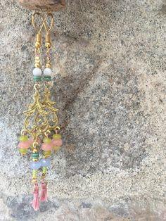 Ibiza earrings ethical jewellery handmade in Italy Handmade Jewelry, Unique Jewelry, Handmade Gifts, Bangle Bracelets, Bangles, Jewelry Rings, Jewellery, Ibiza, Women Jewelry