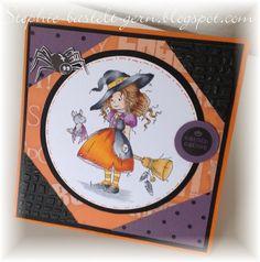 Halloweenkarte Atacama 2012
