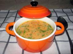 Supa crema de conopida | Dieta Dukan Cheeseburger Chowder, Supe, Food, Dukan Diet, Essen, Meals, Yemek, Eten