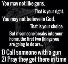 The 2nd Amendment - Gun Rights