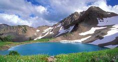 Sahand mountain, Iran