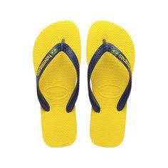 20d07e707d75e8 Flip Flops Havaianas Brasil Logo for men