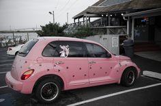pink pt cruiser | Pink PT Cruiser - Why