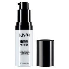 NYX High Definition Primer * More info could be found at the image url. Makeup Primer, Makeup Tips, Makeup Remover, High Definition, Nyx, Minerals, Face Makeup, Ivory, Skin Care