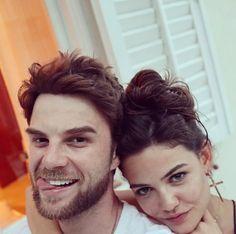 Danielle Campbell and Nathaniel Buzolic #Kolvina