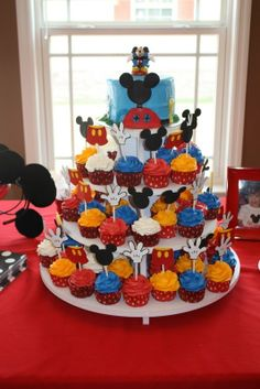 mickey mouse clubhouse birthday ideas - Google Search