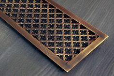 решетка, вентиляционная решетка, решетка из латуни, латунные решетки, декоративные решетки, решетка для подоконника, напольные решетки для конвекторов, архитектурные решетки