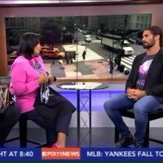 Seth Rollins: Nikki Bella is quite flirty with me ! Lol