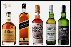 10 mejores whiskys escoceses que fueron tendencia en 2016