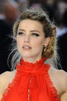 Amber Heard so gorgeous at 'Magic Mike XXL' European Film Premiere