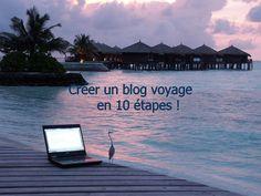 => Découvrez 10 étapes incontournables qui vous aideront à créer un blog voyage. Choix du nom, du CMS, personnalisation... tout ce qu'il faut savoir !
