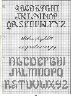 cross stitch script free                                                                                                                                                                                 More
