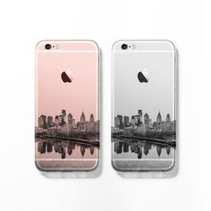 Philadelphia skyline iPhone 6s case C065