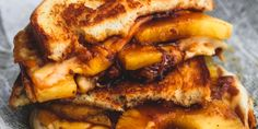 This grilled cheese is paradise.