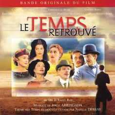 Le Temps Retrouvé Soundtrack (Jorge Arriagada). Vincent Perez, Martin Scorsese, Popular Music, Film, Soundtrack, Of My Life, Baseball Cards, Movie Posters, Movies