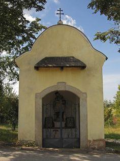 Zwettl-Marbach am Walde, Johannes Nepomuk-Kapelle