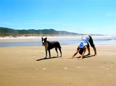 The Secret to Understanding Downward-Facing Dog's Many Benefits
