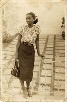 Stunning Vintage Photos Show The Beauty Of African-American Women From Between 1920s And 1940s
