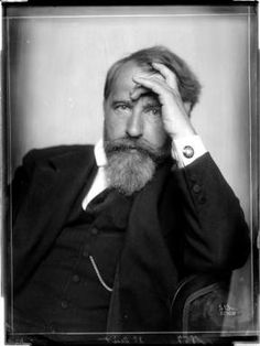 Arthur Schnitzler (1862-1931) @ Atelier Madame D'Ora (21 June 1915) / Photo copyright © ÖNB/Wien