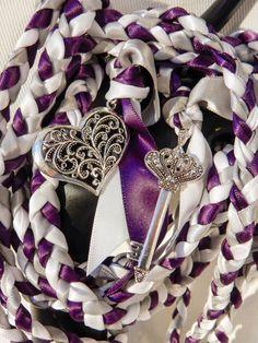 Key to Love  Wedding Hand Fasting/ Binding Cord   by DivinityBraid