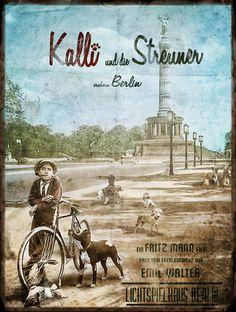 Contestbild Kalli und die Streuner - PSD-Tutorials.de