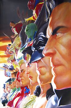 (15) alex ross | Tumblr
