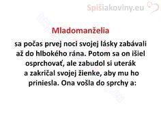 Mladomanželia - Spišiakoviny.eu