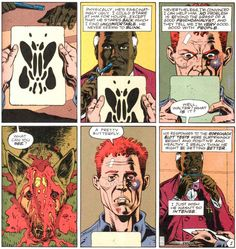 The Watchmen, co-created by Dave Gibbons himself and Alan Moore, was a seminal comic moment Comic Book Artists, Comic Books, Rorschach Art, Comic Book Wallpaper, Dave Gibbons, Classic Comics, Comic Styles, Marvel Dc Comics, Comic Covers