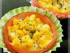 お弁当ハムカップ★マヨコーン・チーズ焼きの画像