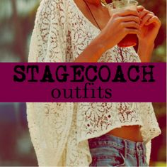 Stagecoach Festival: 7 Trends To Include In Your Concert Wardrobe #stagecoach #outfits and what to wear to stagecoach music festival following Coachella
