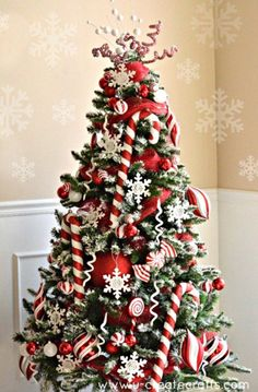 The Top Christmas Tree Trends of 2015 - Fashion and lifestyle News - Yahoo Style Canada