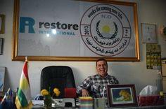 Restore International #RestoreIraq