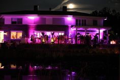 Pink Party - 50th birthday - Housewarming - Moed Events - Eventplanning
