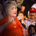 After news broke that the father of the Orlando Islamic terrorist who killed 49 people in a gay nightclub was attending a Hillary Clinton rally in