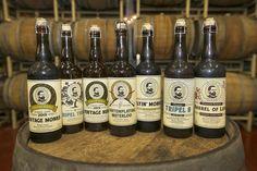 Alchemy of booze and barrels irresistible for local beverage... | www.mystatesman.com Adelbert's Brewery Austin, Texas