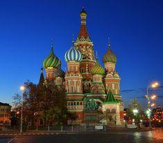Il Viaggiatore Magazine - Cattedrale di San Basilio - Mosca, Russia