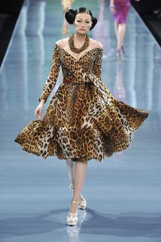 Fashion Show: Christian Dior Haute Couture Fall 2008   Дизайнер - Джон Гальяно   John Galliano