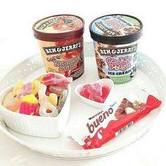 Image via We Heart It https://weheartit.com/entry/137091365/via/24071018 #candy #foods #icecream #sweets #kinderbueno