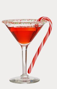 Ho-Ho-Holiday Cocktails & Punch Recipes by #CascadeIceWater