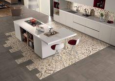 Risultati immagini per piastrelle esagonali e parquet | Arredamento ...