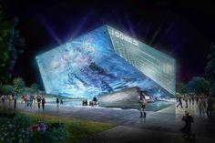 Amazing Asia JooMoo Pavilion Expo Milan 2015, Milano, 2015 - Nemesi