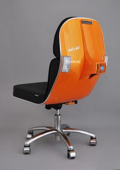 milan direct replica eames executive office. Milan Direct Replica Eames Executive Office. Designed By Spanish Studio Bel \\u0026 Bel, The Scooter Chair Is A Brilliantly Unconventional Furniture Item Office V