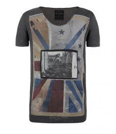 Jerusalem Tonic Scoop T-shirt f0ae23a6a