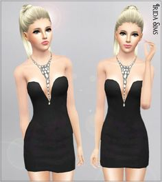 Sims 3 Finds - Issa dress at Irida Sims